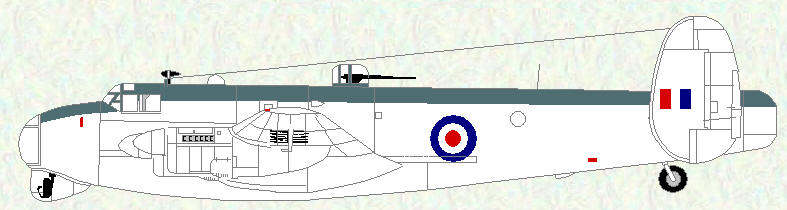Shackleton MR Mk 1
