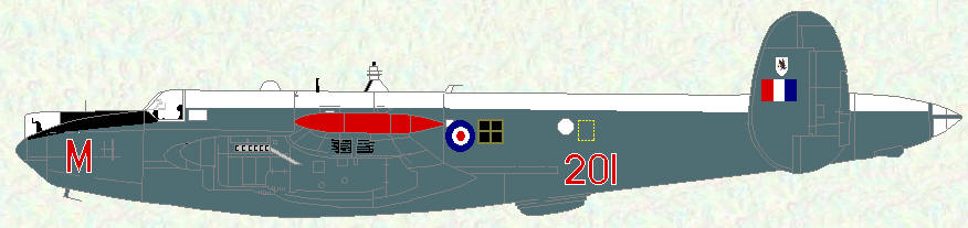 Shackleton MR Mk 3