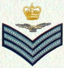 Flight Sergeant Aircrew