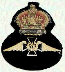 Chaplains' cap badge