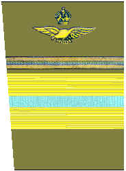 Major-General - Initial uniform design