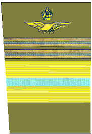 Lieutenant-General - Initial uniform design