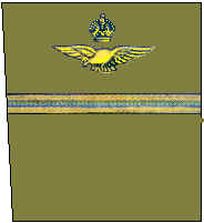 Lieutenant - Initial uniform design