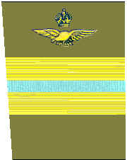 Brigadier-General - Initial uniform design