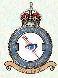 No 60 Group Badge